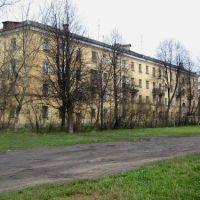 Kiyevskaja St., Луга