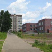 6th school, Луга
