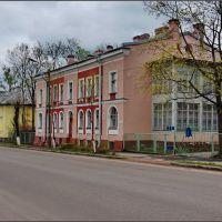 Луга. На улице Тоси Перовой, Луга