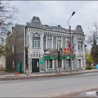 Луга.  Дом 50 на проспекте Кирова, Луга