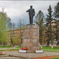 Луга. Ленин, Луга