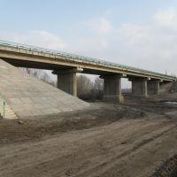 Мост ч/р Осередь на 670 км ДОН, Павловск