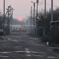 Павловск Рассвет над новым рынком, Павловск
