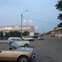 Автовокзал, Павловск
