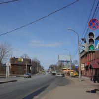 Выборгское шоссе Парголово., Парголово