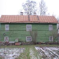 СПб, Выборгское шоссе 214 (31.12.2006) [1], Парголово
