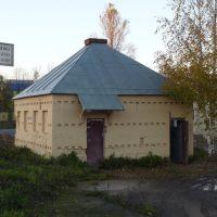 Возле вокзала, Парголово