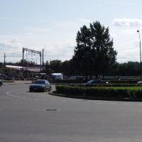 Вид на пл. Старый Петергоф, Петродворец
