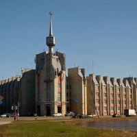 Петродворцовый часовой завод, Петродворец