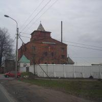 Церковь прп. Серафима Саровского (б. Серафимовского подворья), Петродворец
