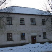 Краеведческий музей, ул.Исакова д.1., Подпорожье