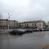 улица Свирская, Подпорожье
