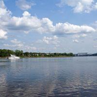река Свирь, лето 2011, Подпорожье