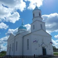 Церковь Благовещения Пресвятой Богородицы, Подпорожье