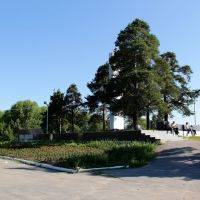 Памятник героям ВОВ, Подпорожье