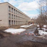 Старая школа 2011г, Подпорожье