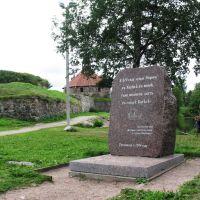 Приозерск. Крепость музей Корелы. Июль 2008 года., Приозерск