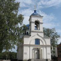 Приозерск. Храм Рождества Пресвятой Богородицы., Приозерск