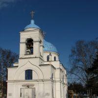 Храм Рождества Пресвятой Богородицы 1847 г., Приозерск