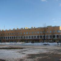 Гостиница, Приозерск