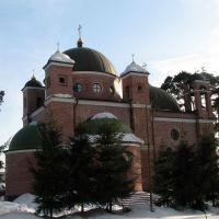 Церковь Рождества Христова подворья Валаамского монастыря, Приозерск