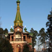 Церковь Всех Святых, Приозерск