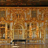 RUS / Puschkin - Katharinenpalast, Пушкин