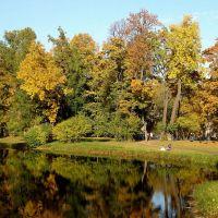 Alexandrovskiy Park, Zarskoe selo, Пушкин