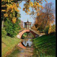 Tsarskoje Selo. Alexandrovsky park, Пушкин