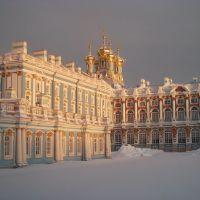 Tzarskoe selo. Catherines Palace., Пушкин