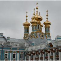 Tsarskoye Selo (Pushkin) - recanto do palácio de catarina - Russia .τ®√ℓΞΛج, Пушкин
