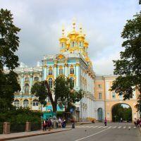 Church of the Catherine Palace, Пушкин