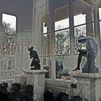 Only reflections, Пушкин