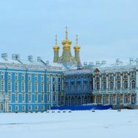 Екатерининский дворец - Catherine Palace, Пушкин