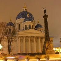 Собор Святой Живоначальной Троицы лейб-гвардии Измайловского полка., Санкт-Петербург