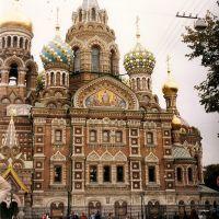 Iglesia de la Sangre Derramada, Санкт-Петербург