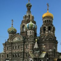 "Храм Спаса на Крови. Temple ""Savior on the Spilled Blood""., Санкт-Петербург"
