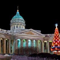 С Рождеством Христовым и Новым 2013 годом! Merry Christmas and Happy New 2013 Year!, Санкт-Петербург