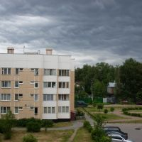 Вид из окна, Сестрорецк