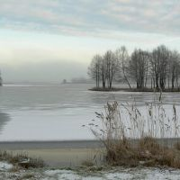 Озеро Разлив, Сестрорецк