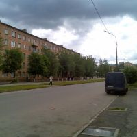 Street, Сланцы