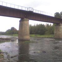 Железнодорожный мост (Railway bridge), Сланцы