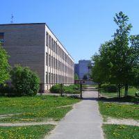School №1, Сланцы