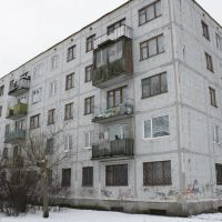 ul.M Gorkogo 18a, Сланцы