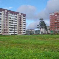 Стадион школы №6, Сланцы