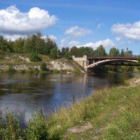 Мост через Плюссу, Сланцы