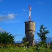 Водонапорная башня, Сланцы