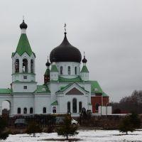 Сланцы. Церковь Серафима Саровского, Сланцы