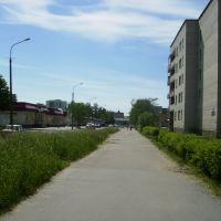 Улица (Simply street), Сосновый Бор