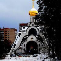 Церковь Неопалимая Купина, Сосновый Бор